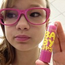 Pink punch baby lips