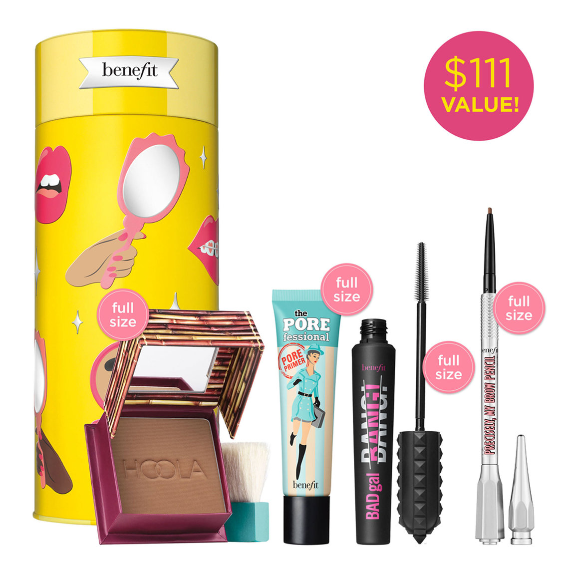 Benefit Cosmetics Cheers, my Dears! Set alternative view 1 - product swatch.