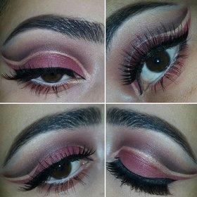 Dramatic Arab/South-Asian Inspired Eyes