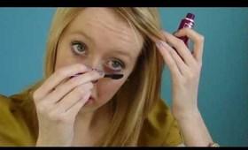 Colour Blocking / Bright Makeup