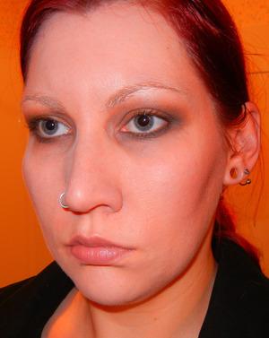 Lizbeth Salander, Girl With The Dragon Tattoo inspired.
