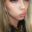 Sayoko ozaki Inspired Gyaru Makeup
