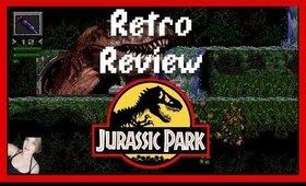 RETRO REVIEW: JURASSIC PARK ( Mega Drive/Master System)
