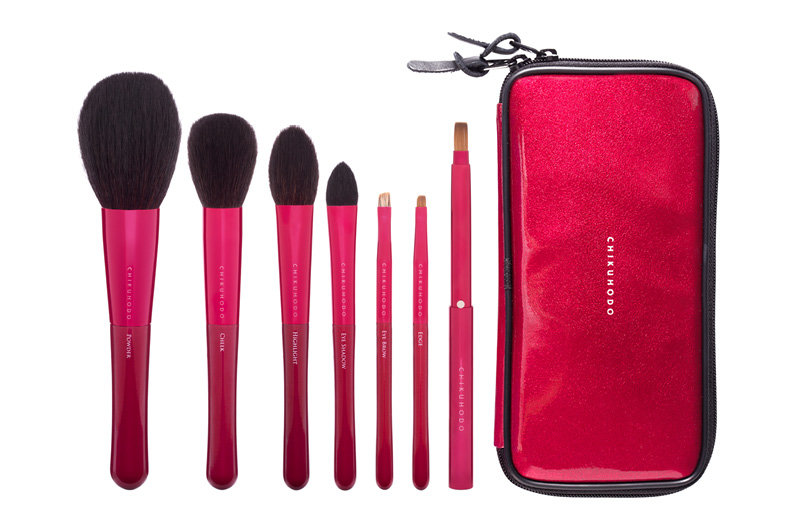 New to Japanese Brushes? Find Out Which Chikuhodo Brushes are ...