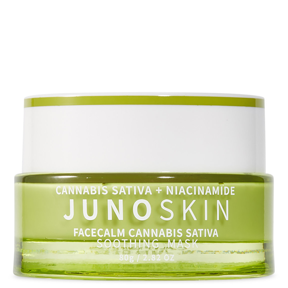 JUNO & Co. Facecalm CBD Soothing Mask alternative view 1 - product swatch.