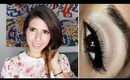 Peinado y Maquillaje Diario para Primavera - Verano 2014 / Everyday makeup and hair por Lau
