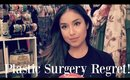 Do I Regret Plastic Surgery? (Candid Personal Vlog) Dulce Candy