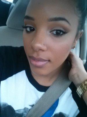 makeup forever gel eye shadow+ make up geek chickadee