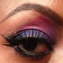 LHH ATL Reunion recreation of Erica's Eyeshadow