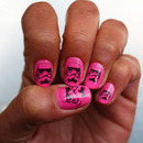 StormTrooper Nail Art Decals