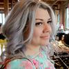 Silver/ grey hair