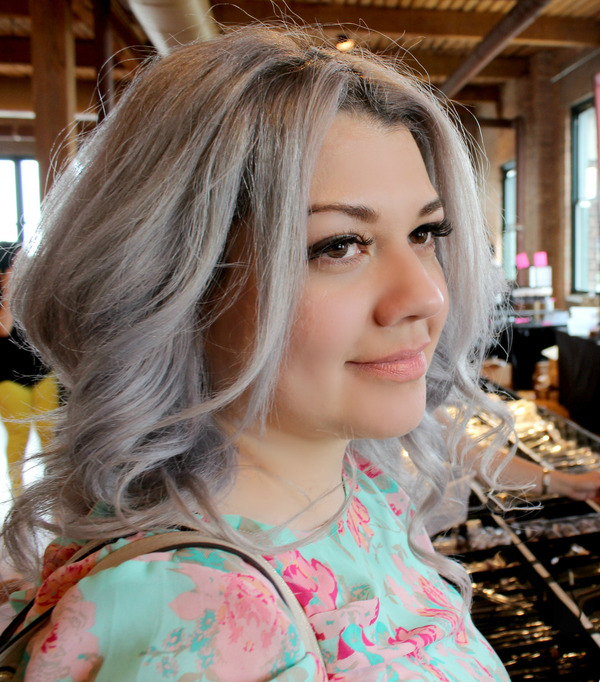 Silver Grey Hair Tori S S Photo Beautylish