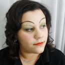 1930's Makeup - Blockout Brows