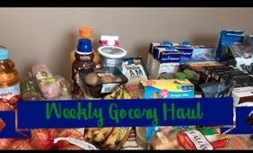 TELL ME HAUL ABOUT IT | WEEKLY GROCERY HAUL | NOVEMBER 2017