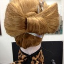 Bow Updo
