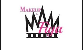 Harley Quinn Inspired Makeup