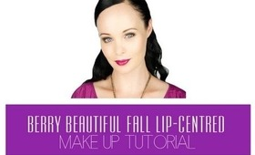 Berry Beautiful Fall Lips
