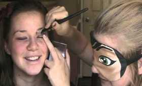 Blindfolded Makeup Challenge!