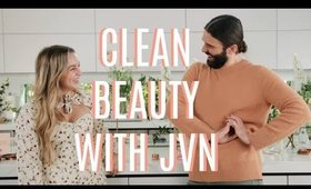 A Conversation with Jonathan Van Ness About Clean Beauty
