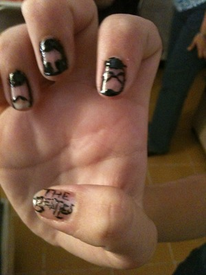Beatles nails