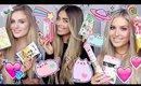 Trying Japanese Candy ♡ w/ Danielle Mansutti & Sally Jo!