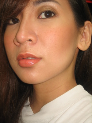 Spring/ Dewy Makeup Look :)