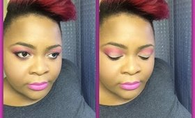Breast Cancer Awareness Makeup Tutorial