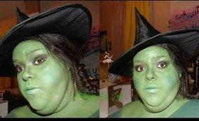 Witch Halloween Tutorial