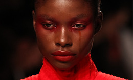 Emotional, Evocative Beauty From Paris Fashion Week