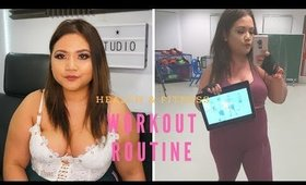 My Workout Routine For Weight Loss : Cardio and HIIT Workouts | The Vanitydoll