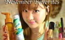 November Favorites 2012 (ANGIEE) ♥ | ANGELLiEBEAUTY