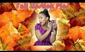 Best Fall 2013 Lipsticks- Trend: Oxblood and Plum