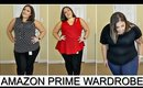 PLUS SIZE AMAZON TRY-ON HAUL | FIRST TIME TRYING AMAZON PRIME WARDROBE