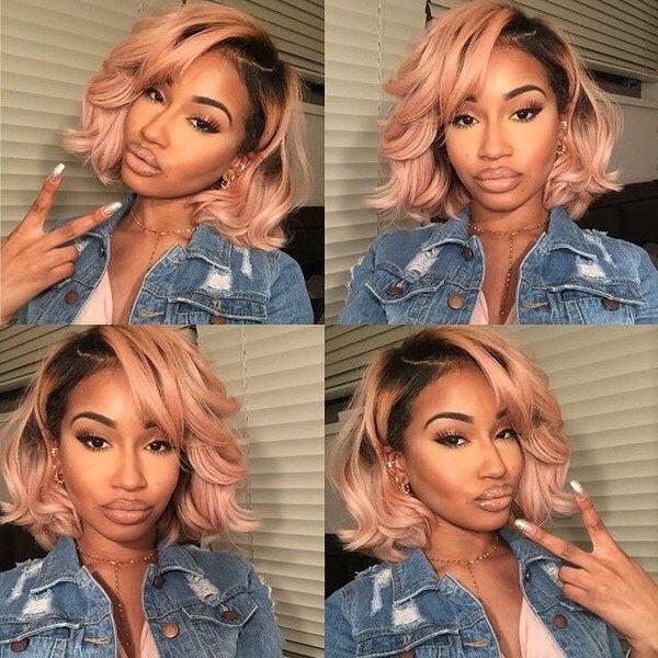 Blush Pink Hair Treasure E S Photo Beautylish