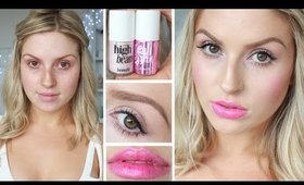 Chit Chat GRWM ♡ Simple Makeup Inspiration for School   Clean & Polished