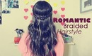 Romantic Hairstyle | Boho Chic | Braided Hair Tutorial