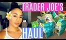 Trader Joe's Haul & Meal Ideas | DAIRY FREE | Not So Healthy