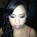 Natural Prom Look
