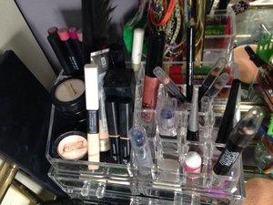 All meh makeup