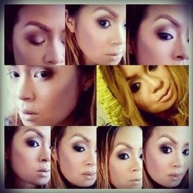 Random make up