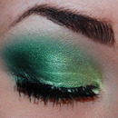 Green in all colour