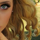 Glowy skin and bright eyes