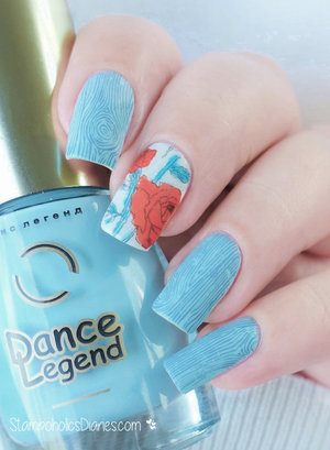 nail phttp://stampoholicsdiaries.com/2016/03/15/wood-and-flowers/