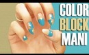 How To: Color Block Mani