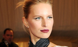 Met Costume Institute Gala Makeup: Karolina Kurkova