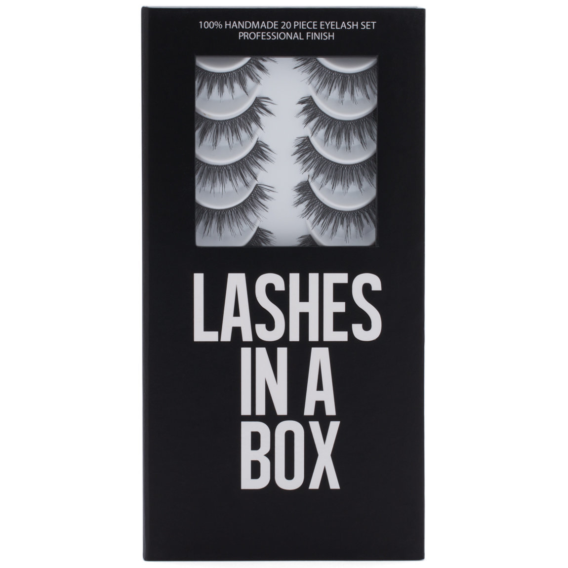 LASHES IN A BOX N°1 alternative view 1 - product swatch.