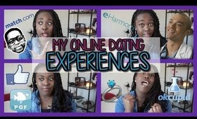 My Online Dating Experiences - OkCupid, PlentyOfFish & more