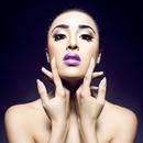 Nude Face purple lips