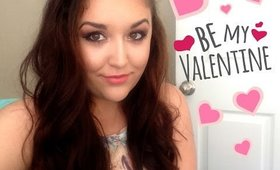 Sweet & Smokey Valentine's Day Date Night Makeup