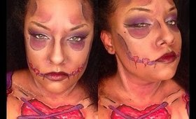 """Love Sick"" Valentine makeup Tutorial 2016"